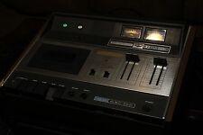AKAI GXC-46D RARE Vintage Cassette Deck Sounds Great