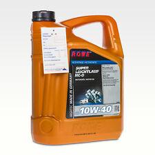 5 (1x5) Liter ROWE 10W-40 HC-O Super Leichtlauf für MB 229.1, VW 50500 usw