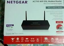 Modem Router NETGEAR D6000 Adsl2+ NUOVO