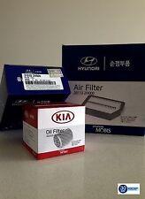 KIA Cerato TD 2.0L Filter Kit [Air-Oil-Fuel Filter] (TAX INVOICE-GST Inc.)