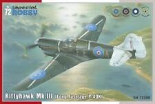 Special Hobby 1/72 Curtiss Kittyhawk Mk.III (Long Fuselage P-40K) # 72380