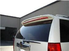 FITS CADILLAC ESCALADE SUV 2007-2014 BOLT-ON REAR TRUNK SPOILER - UNPAINTED