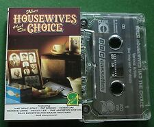 When Housewives Had the Choice Sarah Vaughan Pat Boone + Cassette Tape - TESTED