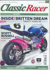 CLASSIC RACER No.161 M/Jun 2013(NEW COPY)*Post included to UK/Europe/USA/Canada