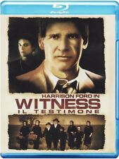 Witness (1985) * Harrison Ford, Kelly McGillis * UK Compatible Blu-Ray NEW