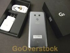 MINT LG G6 VS988T - 32GB - TITANIUM  (Verizon) Smartphone