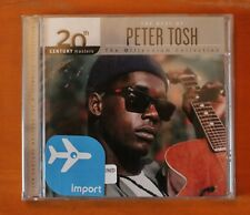 """PETER TOSH """"Best Of"""" CD (Neuf, sous blister)"""