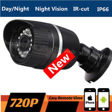 NEW! 720P IP HD Camera Network Outdoor Security Color Waterproof IR Night Vision