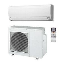 36,000 Btu 15.5 Seer Fujitsu Single Zone Ductless Mini Split Heat Pump System