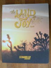 D1049 DUCATI BROCHURE BOOK THE LAND OF JOY SCRAMBLER DUCATI 2017  ENGLISH 100