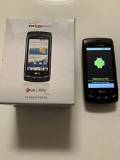 New listing Lg Ally Vs740 - Black (Verizon) Smartphone