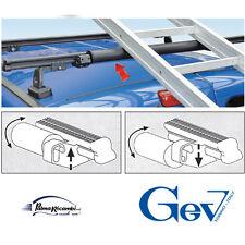 Rullo carica scale estensibile per barre portatutto Prealpina XAL