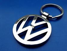 Volkswagen VW Llavero Plata Redondo 3 Original Nuevo