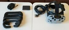 HTC VIVE VR Headset with Deluxe Audio Strap and accessories HMD with DAS + cable