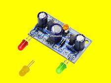 KEMO B003 Blinker Wechselblinker 6-12 V/DC,max.300 mA,Takt 1-3 x pro Sek+3 LED´s