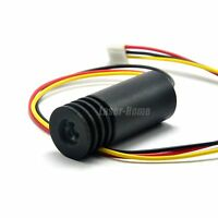 Focusable 850nm 30mw 5V Infrared IR Laser Dot Diode Module w/TTL 15KHz Adjusted