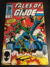Tales Of Gi-joe#1 Incredible Condition 9.2(1988) 1st Issue Retold!!