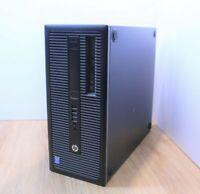 HP ProDesk 600 G1 Windows 10 Tower Intel Core i5 4th Gen 3.3GHz 4GB 500GB WiFi
