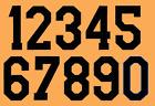 Felt Holland Euro 1988 70's Football Shirt Soccer Numbers Heat Print Netherlands