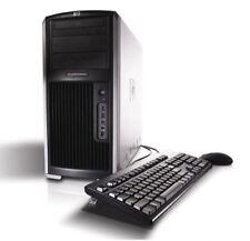 STATION TRAVAIL HP XW9400 2x AMD OPTERON 2212 8 GO 250 GO DVDRW