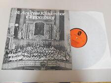 LP Klassik St.Andreas Kinderchor - Ihr seid das Salz d Erde (7 Song) PRIVAT PR