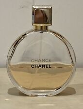 Chanel Chance Perfume 100ml EDP Women Fragrance By Chanel USED Christmas Gift