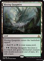 HISSING QUAGMIRE Oath of the Gatewatch MTG Land Rare