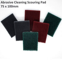 NEW HIGH QUALITY SCOURER SCOURING PAD INDUSTRIAL SCOURER ABRASIVE FINISHING PADS