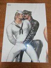 TOM OF FINLAND XXL GAY NEUF sous blister et carton DIAN HANSON 666 pages 41cm
