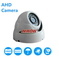 2MP HD AHD CCTV DOME OUTDOOR & INDOOR CAMERA 3.6mm IR 50m 24LED NIGHT VISION