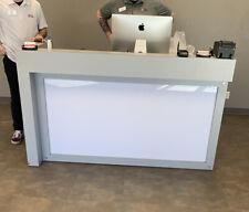 retail checkout counter