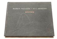 M. Vallazza - H.C. Artmann - Erotika - Zeichnungen + Texte zu Casanova (AR197)