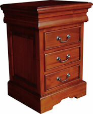Solid Wood Bedside Tables and Cabinets