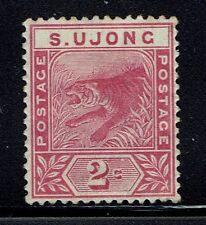 Negri Sembilan SG# 50, Mint Hinged -  Lot 032816