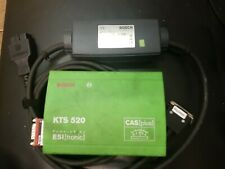 Bosch KTS 520 For Esitronic Or Porsche P*w*sWith UBOX 02 Cable & Pinsaver.