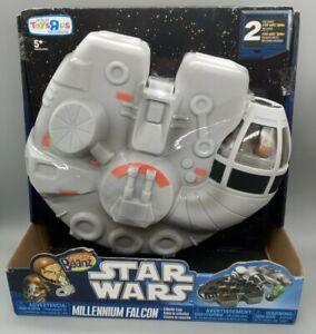 Mighty Beanz Star Wars Millennium Falcon 2010