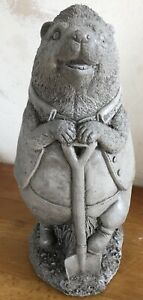 Latex Mould for making This Gardening Hedgehog