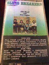 John Mayall & Eric Clapton Blues Breakers (Cassette)