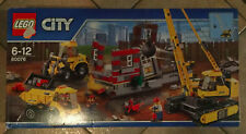 LEGO SET BOITE NEUF THEME CITY 60076 TRAVAUX PUBLIC LE GRAND CHANTIER