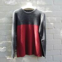 Possum Merino Wool Luxury Women's Jumper size L