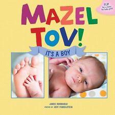 Mazel Tov! It's a Boy/Mazel Tov! It's a Girl (Life Cycle)-ExLibrary