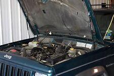 1986-01 Jeep Cherokee Hood QuickLIFT Black Gas Spring Strut Damper Lifters