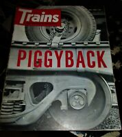 Trains Magazine May 1960 Issue