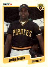 1990 Bobby Bonilla Fleer Baseball Card #462