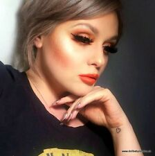 100% Mink Eyelashes Wispy 3D Lash Wispie Strip False Fake Lashes