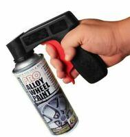 Pistola per bomboletta spray aerosol con impugnatura E-Tech per cerchi in lega