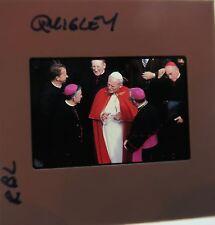 POPE JOHN PAUL II 1978-2005 Karol Józef Wojtyła Bishop of Kraków SAINT SLIDE 74