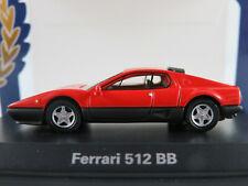 BoS 87535 Ferrari 512 BB (1976-1984) in rot 1:87/H0 NEU/OVP