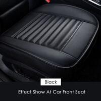 3D Schwarz Universal Auto Sitzauflage Sitzbezüge Sitzmatte Breathable PU Leder