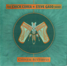 The Chick Corea + Steve Gadd Band – Chinese Butterfly 2 CD  NEW
